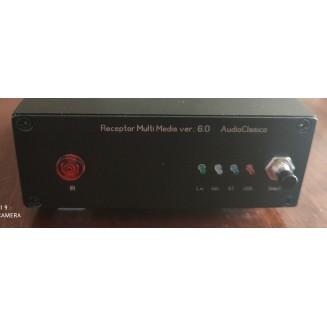 Receptor Wifi multimedia,...