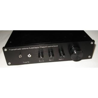 Pre-amplificador hifi, alta...